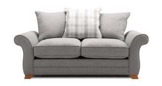 Alfie Express 2 Seater Pillow Back Deluxe Sofa Bed