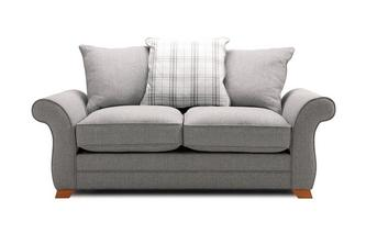 2 Seater Pillow Back Deluxe Sofa Bed Arran Express