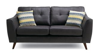 Alley 3 Seater Removable Arm