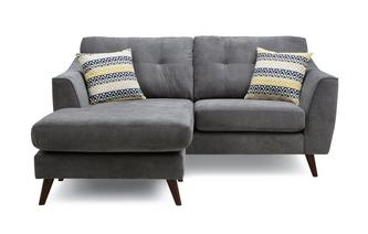 3 Seater Lounger Removable Arm Plaza