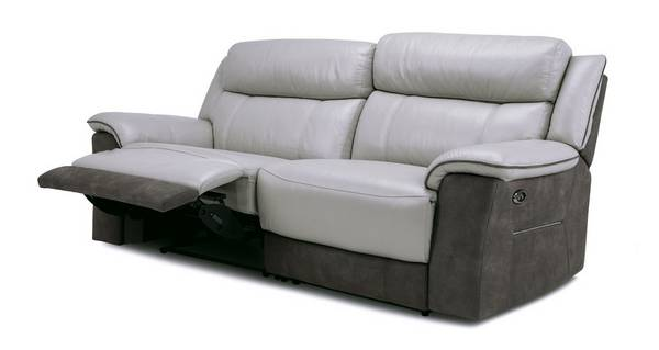 Allonby: 3 Seater Power Recliner Sofa