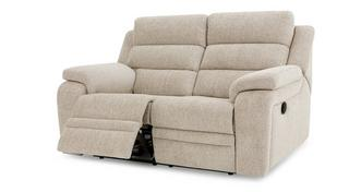 Allons 2-zitter handbediende recliner