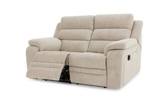 2 Seater Manual Recliner Benedict