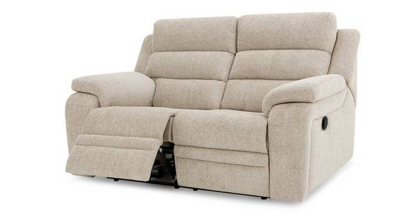Allons 2 Seater Manual Recliner