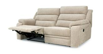 Allons 3-zitter handbediende recliner