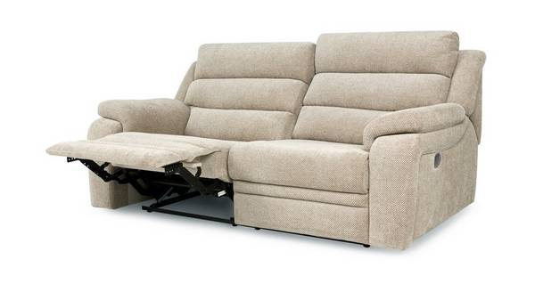 Allons 3 Seater Electric Recliner