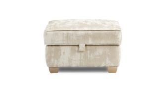 Allure Lavish Storage Footstool
