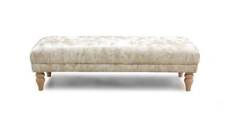 Allure Lavish Large Bench Footstool