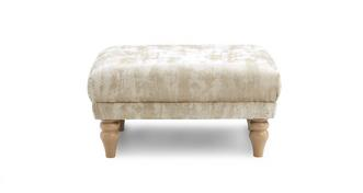 Allure Lavish Small Bench Footstool
