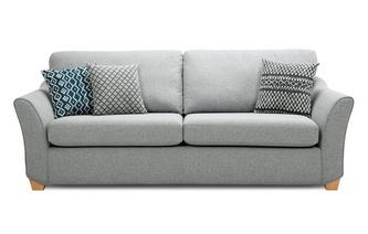 4 Seater Sofa with Removable Arm