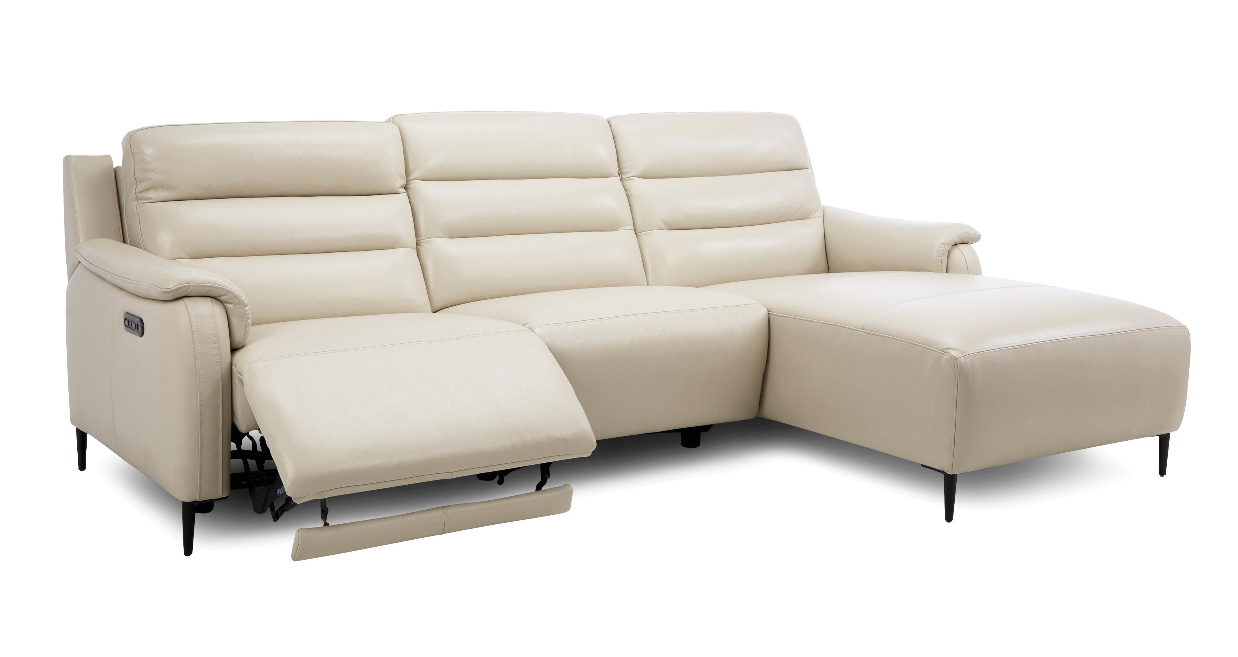 About the Alta: Right Hand Facing Power Chaise Sofa