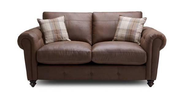 Alton Formal Back 2 Seater Sofa
