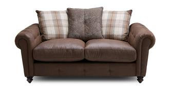 Alton Pillow Back 2 Seater Sofa