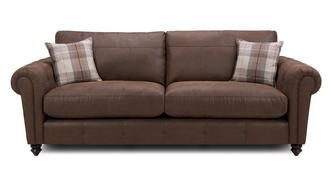 Alton Formal Back 4 Seater Sofa
