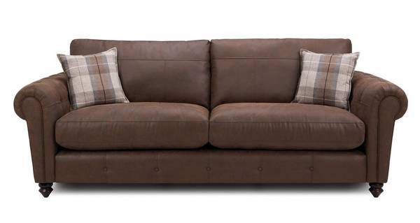 Alton Formal Back 4 Seater Sofa