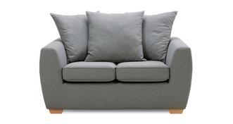 Altria 2 Seater Pillow Back Sofa