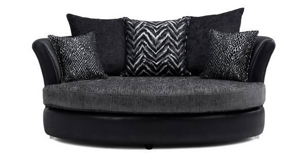 Alvia Cuddler Sofa