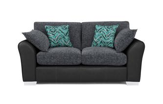 Alvia Formal Back 2 Seater Deluxe Sofa Bed Odell
