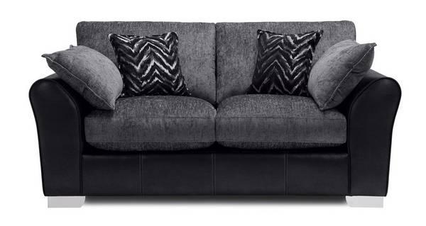 Alvia Formal Back 2 Seater Supreme Sofa Bed