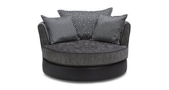 Amara Large Swivel Chair