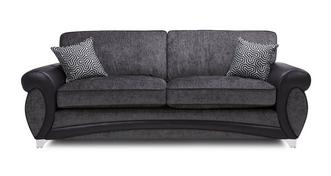 Amara 4 Seater Formal Back Sofa