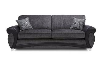 4 Seater Formal Back Sofa Amara