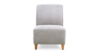 Ambit Plain Accent Chair