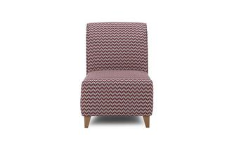 Gedessineerd Accent fauteuil Ambit Pattern
