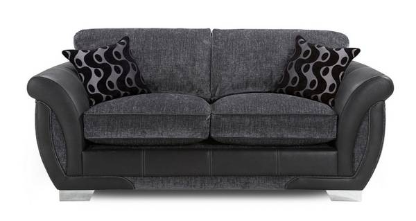 Amelle Large 2 Seater Formal Back Sofa