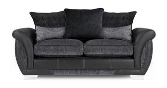 Amelle Large 2 Seater Pillow Back Deluxe Sofa Bed
