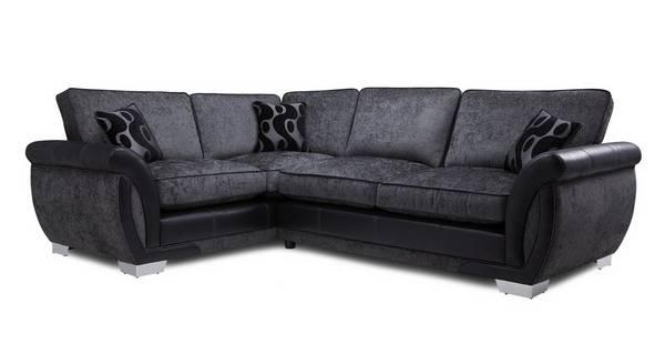 Amelle Right Hand Facing Formal Back Corner Sofa Bed
