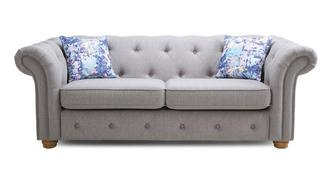 Amour 3 Seater Sofa Bed