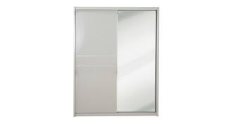 Amure 2 Door Sliding Robe Mirror