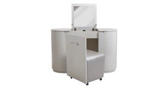 Amure Vanity Unit & Stool