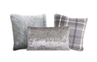 Anastasia Set of 3 Cushions Aspen Patch
