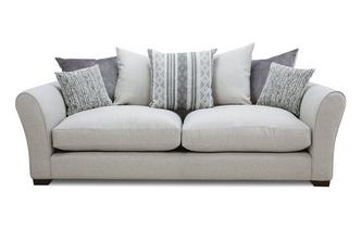 Pillow Back Large Sofa