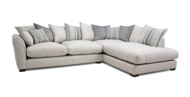 Anaya: Pillow Back Left Hand Facing Arm Large Corner Group