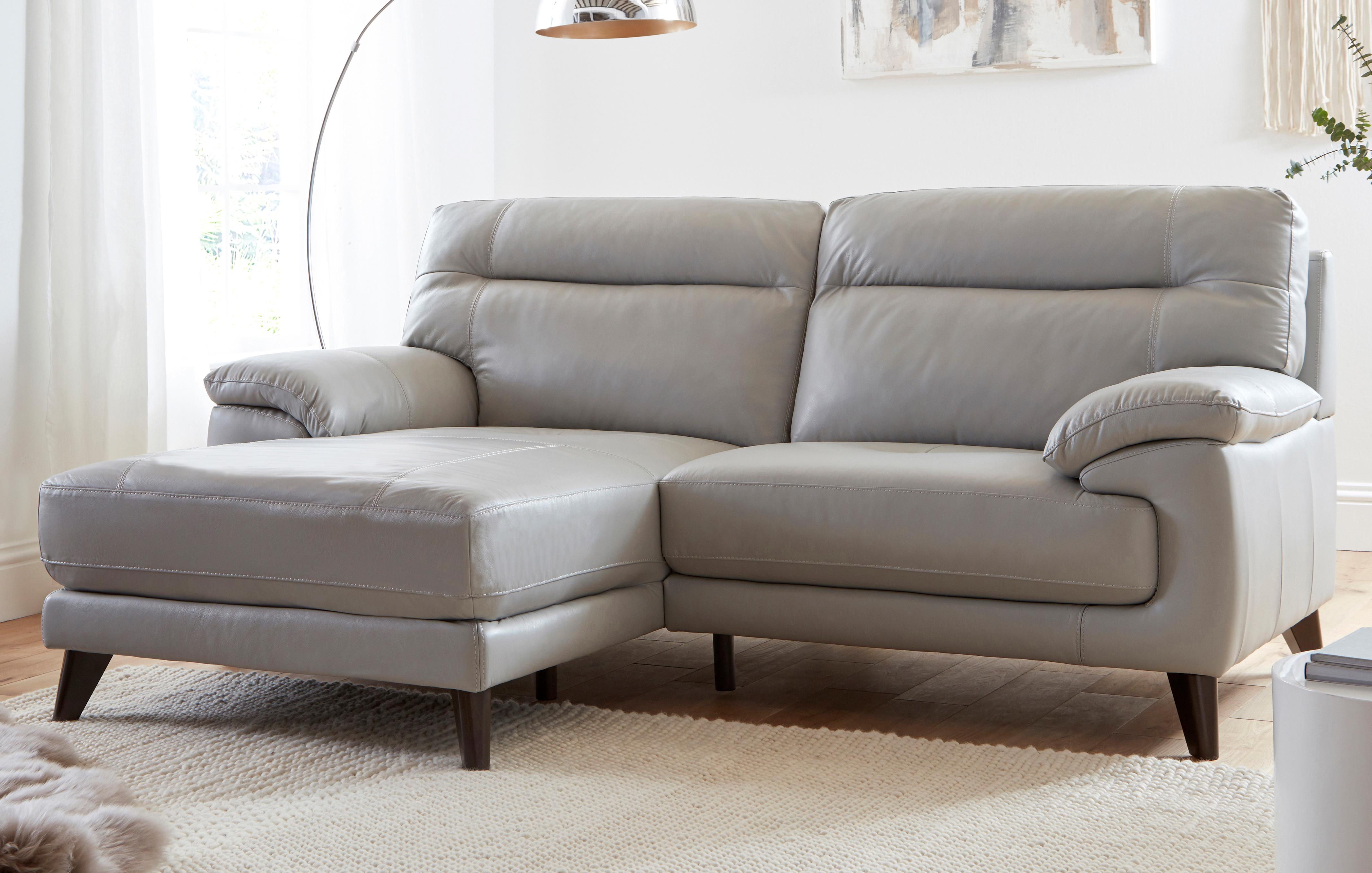 Leather Corner Sofas In A Range Of Styles Ireland | DFS Ireland