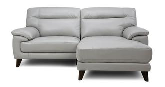 Andrei Right Hand Facing Chaise End Sofa Premium | DFS Ireland