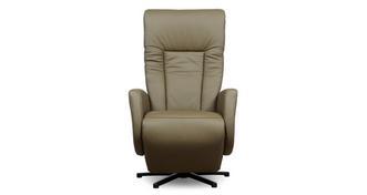 Andros Power recliner stoel met hoofdsteun 2 motor