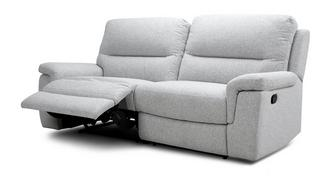Aneisha 3 Seater Manual Recliner