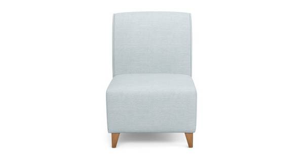 Angelic Plain Accent Chair