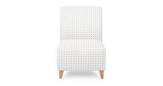 Angelic Pattern Accent Chair