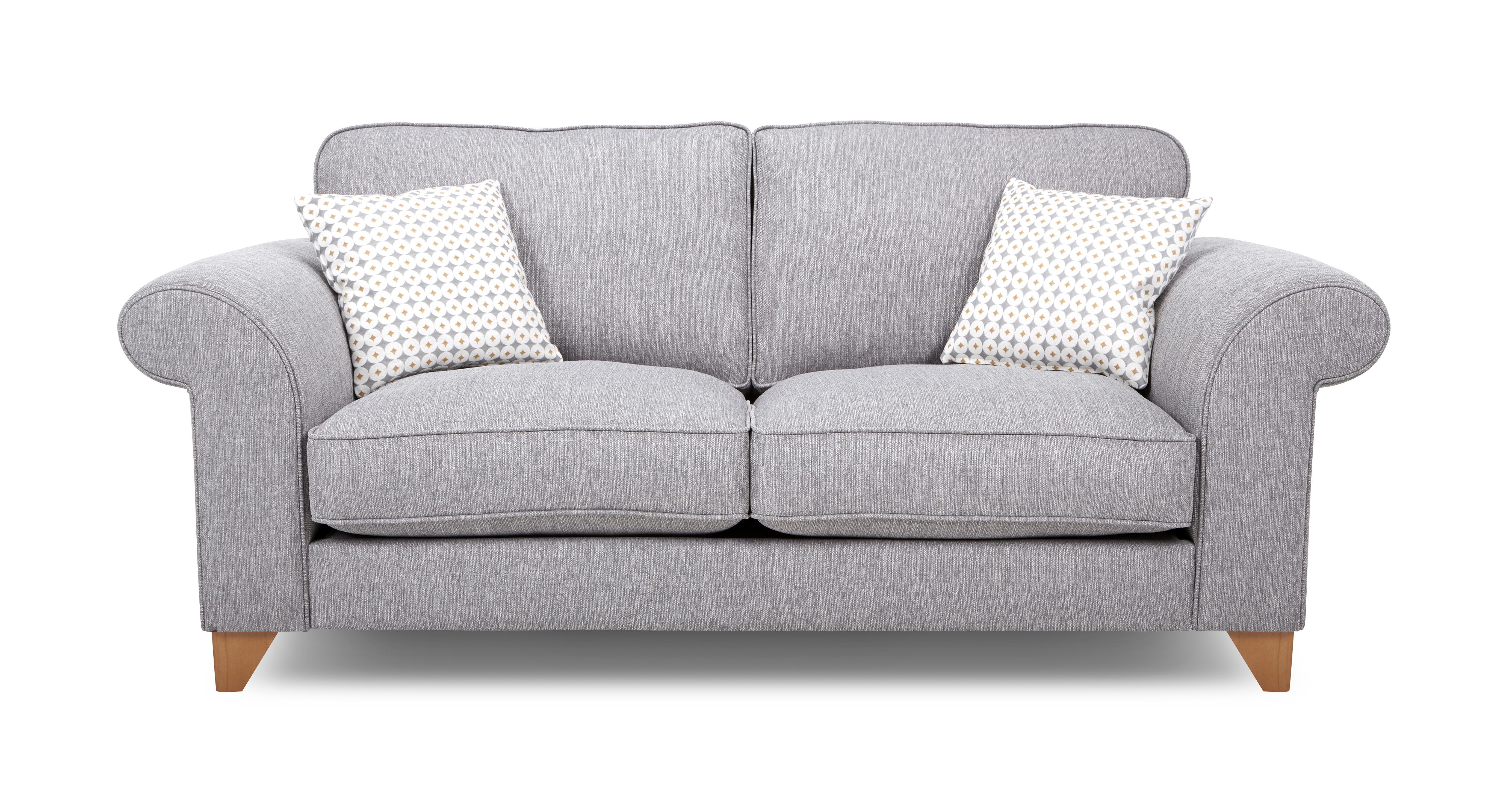 Angelic 2 zitsbank sofa dfs banken - Sofa stijl jaar ...
