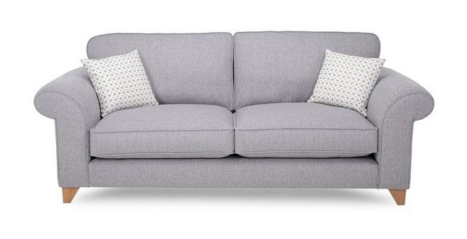 Angelic: 3 Seater Sofa