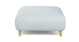 Angelic Plain Large Footstool