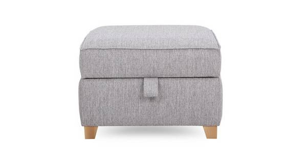 Angelic Storage Footstool