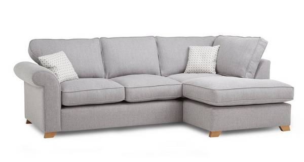 Angelic Left Arm Facing Corner Sofa
