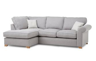 Right Hand Facing Arm Corner Sofa