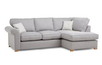 Left Hand Facing Arm Corner Sofa Bed